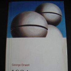 Libros de segunda mano: 1984. GEORGE ORWELL. EDICIONS 62. CATALAN.. Lote 56591683