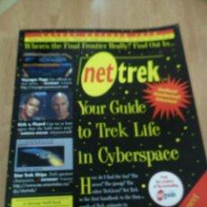 Libros de segunda mano: NET TREK - STAR TREK GUIDE. Lote 56689042