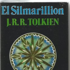 Libros de segunda mano: J.R.R. TOLKIEN. EL SILMARILLION. MINOTAURO. PRIMERA EDICION. Lote 56740191