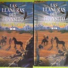 Libros de segunda mano: LAS LLANURAS DEL TRÁNSITO _ JEAN M. AUREL. Lote 56937363
