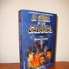 Libros de segunda mano: STAR WARS. LA GUERRA DE LAS GALAXIAS, 1. HEREDERO DEL IMPERIO - TIMOTHY ZAHN - MARTÍNEZ ROCA - RARO. Lote 57046630