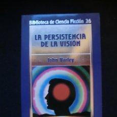 Libros de segunda mano: BIBLIOTECA DE CIENCIA FICCIÓN Nº 26. LA PERSPECTIVA DE LA VISIÓN. Lote 143106718