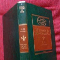 Libros de segunda mano: EL AMANTE DE LADY CHATTERLEY-D.H. LAURENCE-PLANETA-1984-¡OFERTA MAS DE 4 LIBROS DESCUENTO 30%!. Lote 57678644