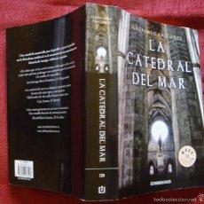 Libros de segunda mano: LA CATEDRAL DEL MAR-ILDEFONSO FALCONES DEBOLSILLO 2008 ¡OFERTA MAS DE 4 LIBROS DESCUENTO 30%!. Lote 57697127