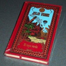 Libros de segunda mano: LIBRO - NOVELA JULIO VERNE: EL RAYO VERDE (RBA 2002) - ¡NUEVO!. Lote 57832606