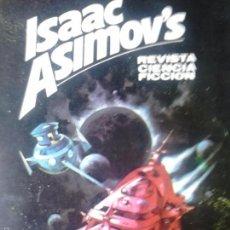 Libros de segunda mano: REVISTA DE CIENCIA FICCIÓN ISAAC ASIMOV . Lote 158014137