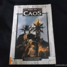Libros de segunda mano: PEON DEL CAOS - MICHAEL MOORCOCK. Lote 57908904