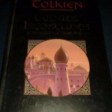 Libros de segunda mano: CUENTOS INCONCLUSOS. BIBLIOTEA TOLKIEN. Lote 58004827