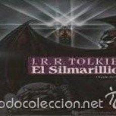 Libros de segunda mano: EL SILMARILLION (J. R. R. TOLKIEN) - CIRCULO DE LECTORES. Lote 58090769