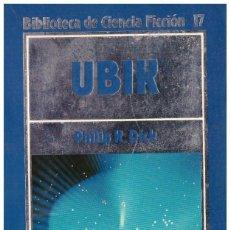 Libros de segunda mano: UBIK - PHILIP K. DICK. Lote 58126498