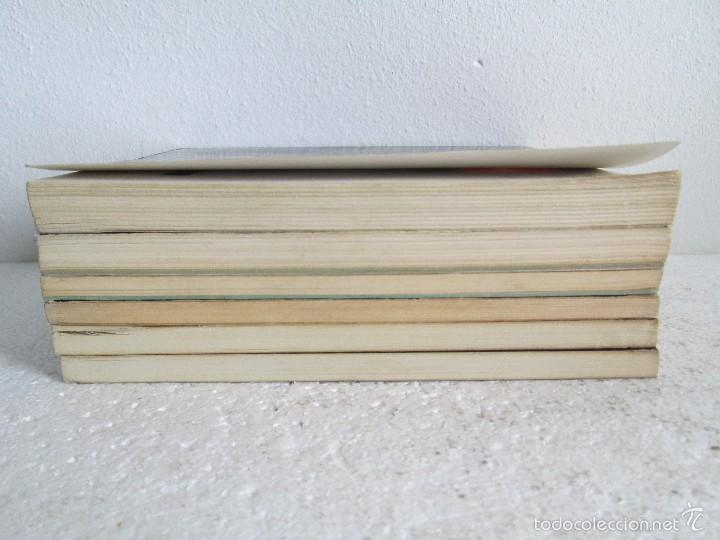 Libros de segunda mano: NUEVA DIMENSION. CIENCIA FICCION Y FANTASIA. 6 LIBROS Nº: 1-13-28-31-49-53. VER FOTOGRAFIAS - Foto 4 - 58161606