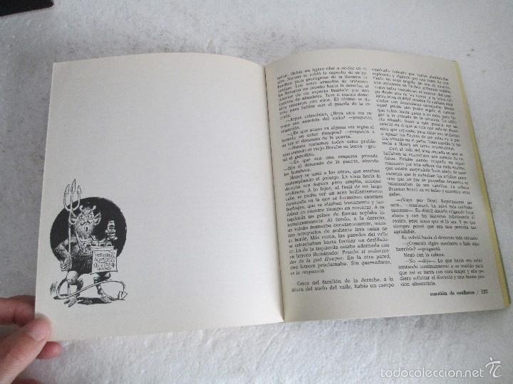 Libros de segunda mano: NUEVA DIMENSION. CIENCIA FICCION Y FANTASIA. 6 LIBROS Nº: 1-13-28-31-49-53. VER FOTOGRAFIAS - Foto 21 - 58161606