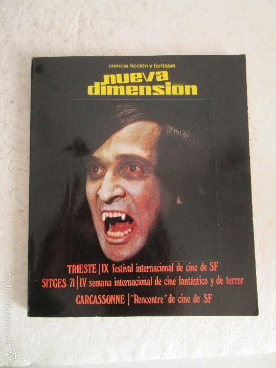 Libros de segunda mano: NUEVA DIMENSION. CIENCIA FICCION Y FANTASIA. 6 LIBROS Nº: 1-13-28-31-49-53. VER FOTOGRAFIAS - Foto 23 - 58161606