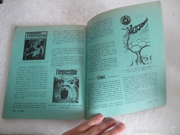 Libros de segunda mano: NUEVA DIMENSION. CIENCIA FICCION Y FANTASIA. 6 LIBROS Nº: 1-13-28-31-49-53. VER FOTOGRAFIAS - Foto 28 - 58161606