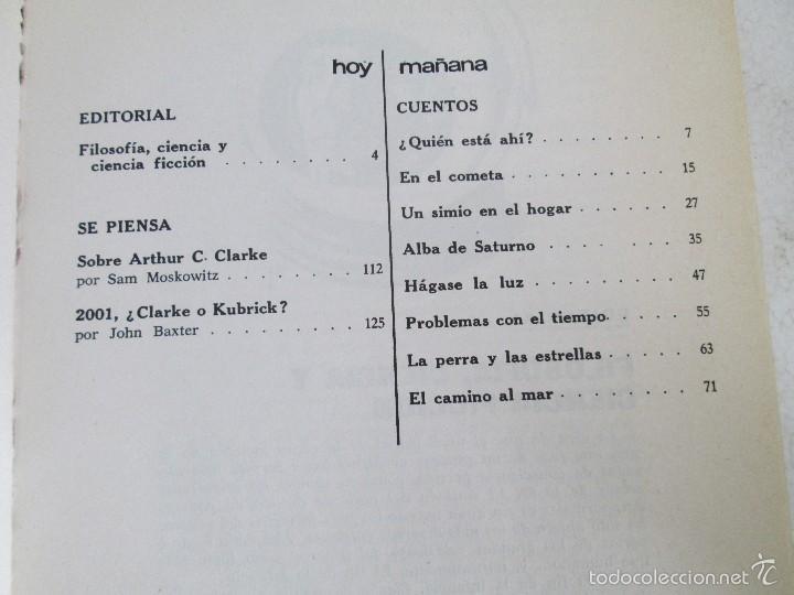 Libros de segunda mano: NUEVA DIMENSION. CIENCIA FICCION Y FANTASIA. 6 LIBROS Nº: 1-13-28-31-49-53. VER FOTOGRAFIAS - Foto 31 - 58161606
