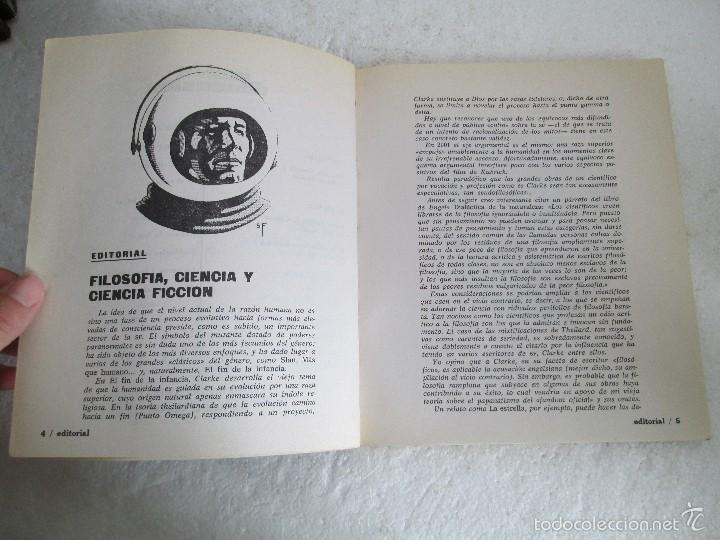 Libros de segunda mano: NUEVA DIMENSION. CIENCIA FICCION Y FANTASIA. 6 LIBROS Nº: 1-13-28-31-49-53. VER FOTOGRAFIAS - Foto 32 - 58161606