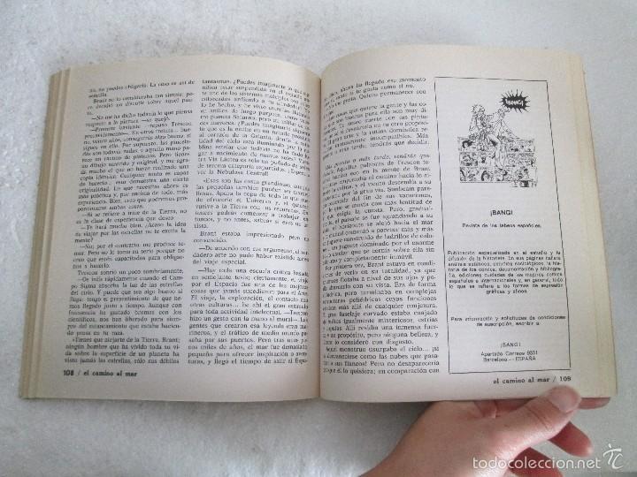 Libros de segunda mano: NUEVA DIMENSION. CIENCIA FICCION Y FANTASIA. 6 LIBROS Nº: 1-13-28-31-49-53. VER FOTOGRAFIAS - Foto 35 - 58161606