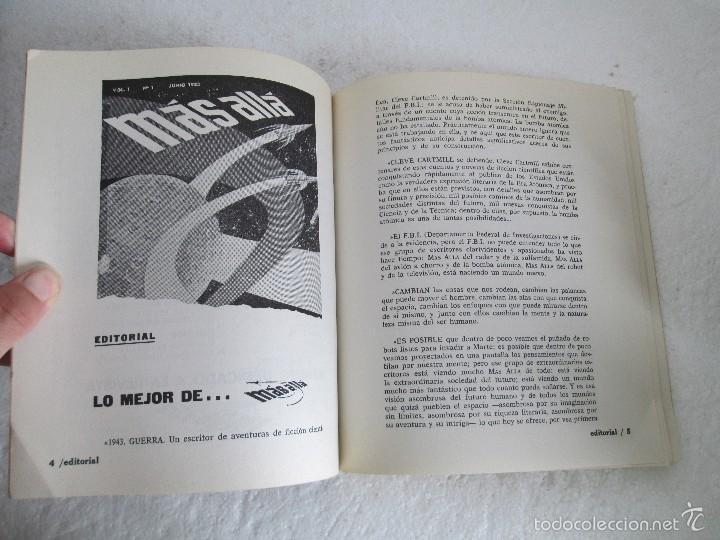 Libros de segunda mano: NUEVA DIMENSION. CIENCIA FICCION Y FANTASIA. 6 LIBROS Nº: 1-13-28-31-49-53. VER FOTOGRAFIAS - Foto 39 - 58161606