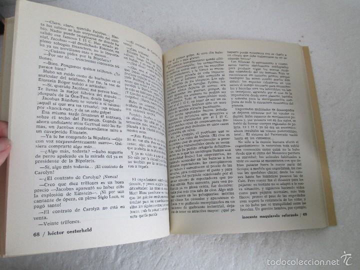 Libros de segunda mano: NUEVA DIMENSION. CIENCIA FICCION Y FANTASIA. 6 LIBROS Nº: 1-13-28-31-49-53. VER FOTOGRAFIAS - Foto 41 - 58161606