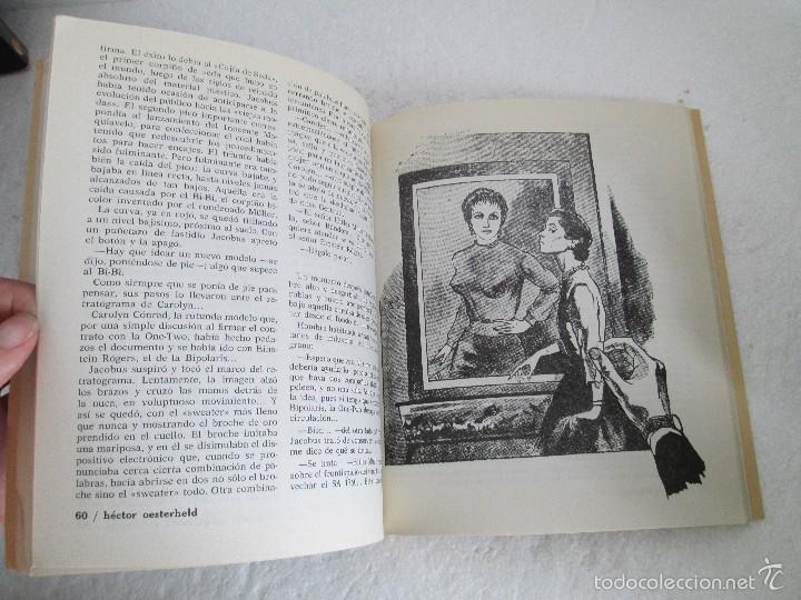 Libros de segunda mano: NUEVA DIMENSION. CIENCIA FICCION Y FANTASIA. 6 LIBROS Nº: 1-13-28-31-49-53. VER FOTOGRAFIAS - Foto 42 - 58161606