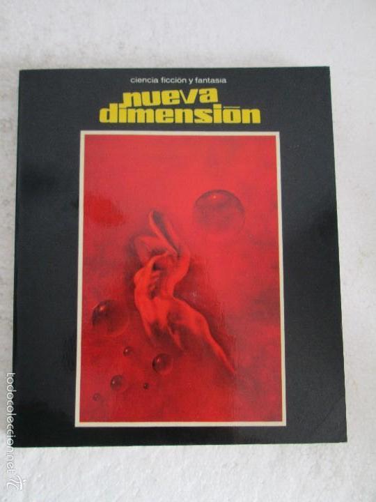 Libros de segunda mano: NUEVA DIMENSION. CIENCIA FICCION Y FANTASIA. 6 LIBROS Nº: 1-13-28-31-49-53. VER FOTOGRAFIAS - Foto 44 - 58161606