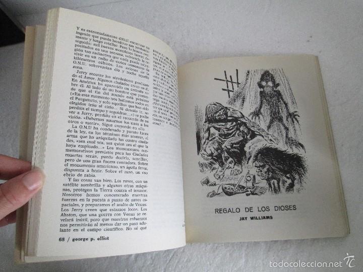 Libros de segunda mano: NUEVA DIMENSION. CIENCIA FICCION Y FANTASIA. 6 LIBROS Nº: 1-13-28-31-49-53. VER FOTOGRAFIAS - Foto 47 - 58161606