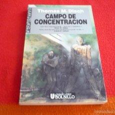 Libros de segunda mano: CAMPO DE CONCENTRACION ( TOMAS M. DISCH ) ¡MUY BUEN ESTADO! CIENCIA FICCION ULTRAMAR. Lote 58272354