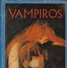 Libros de segunda mano: VAMPIROS, EDICIÓN A CARGO DE JACOBO SIRUELA. ED. SIRUELA,1992.. Lote 59578543