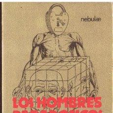 Livres d'occasion: NOVELA LOS HOMBRES PARADOJICOS - CHARLES L. HARNESS; EDHASA, NEBULAE CIENCIA FICCION, Nº 20. Lote 59648843