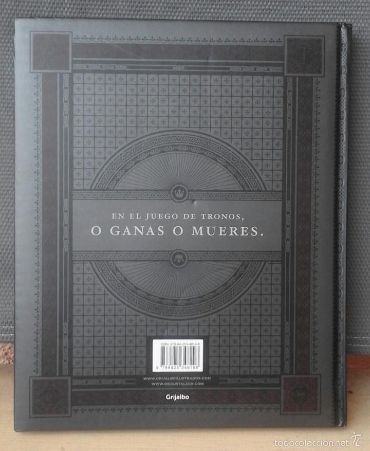 Libros de segunda mano: El libro oficial de Juego de Tronos - Bryan Cogman - Ejemplar descatalogado - Foto 2 - 108849542