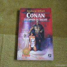 Conan La espada de Skelos. Andrew Offutt (MARTINEZ ROCA FANTASY 59)
