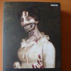 Libros de segunda mano: ORGULLO Y PREJUICIO Y ZOMBIS. JANE AUSTEN Y SETH GRAHAME-SMITH. Lote 60626487