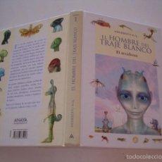 Libros de segunda mano: HERIKBERTO M. Q. EL HOMBRE DEL TRAJE BLANCO.: EL ACCIDENTE. RMT76459. . Lote 61202719
