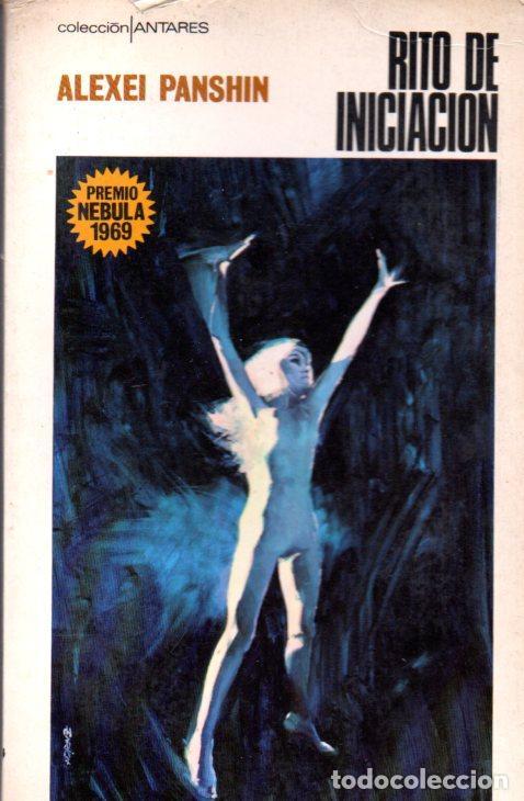 PANSHIN : RITO DE INICIACIÓN (DRONTE, 1974) (Libros de Segunda Mano (posteriores a 1936) - Literatura - Narrativa - Ciencia Ficción y Fantasía)