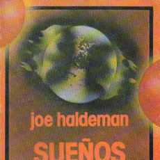 Libros de segunda mano: HALDEMAN : SUEÑOS INFINITOS (NEBULAE, 1980) . Lote 63124232