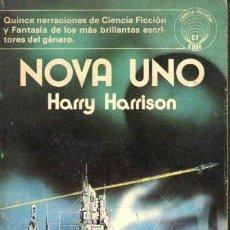 Libros de segunda mano: HARRY HARRISON : NOVA UNO (EDAF, 1979) . Lote 63125244