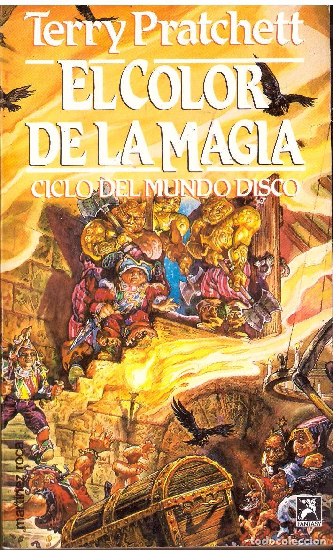 novela el color de la magia (ciclo del mundo di - Comprar Libros de ...