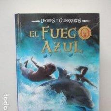 Libros de segunda mano: EL FUEGO AZUL (KIMERA) – 1ª EDICIÓN 2012 MICHELLE PAVER TAPA DURA.. Lote 63496252