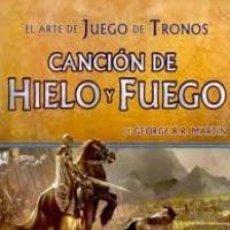 Libros de segunda mano: ARTE JUEGO DE TRONOS 2 MARTIN, GEOGE. Lote 63804323