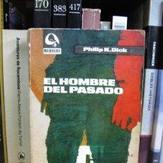 Libros de segunda mano: EL HOMBRE DEL PASADO (PHILIP K. DICK) EDHASA NEBULAE 1ª ÉPOCA. Nº 117. AÑO 1966 - CIENCIA FICCIÓN. Lote 107305243