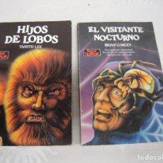 Libros de segunda mano: LOTE DE 2 DE SUPER TERROR. Lote 64453931