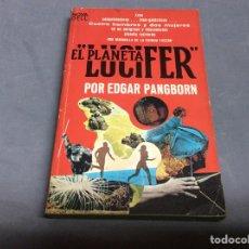 Libros de segunda mano: EL PLANETA LUCIFER / EDGAR PANGBORN -ED. NOVARO NOVA DELL. Lote 64608153
