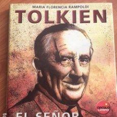 Libros de segunda mano: TOLKIEN -EL SEÑOR DE LOS MITOS- MARIA FLORENCIA RAMPOLDI-CIRCULO LATINO, TAPA DURA CON SOBRECUBIERTA. Lote 64847787