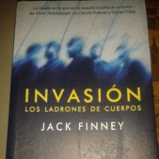 Libros de segunda mano: INVASIÓN. JACK FINNEY. Lote 66517150