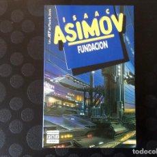 Libros de segunda mano: ISAAC ASIMOV.-FUNDACION. Lote 66928522