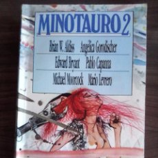 Libros de segunda mano: REVISTA MINOTAURO SEGUNDA EPOCA, Nº 2 ARGENTINA, 7 RELATOS JULIO 1983. Lote 67237953