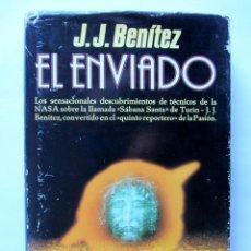 Libros de segunda mano: EL ENVIADO. J.J. BENÍTEZ. Lote 68137665