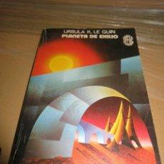 Libros de segunda mano: CIENCIA FICCION PLANETA DE EXILIO SUPER FICCION MARTINEZ ROCA URSULA K LEGUIN. Lote 68363809