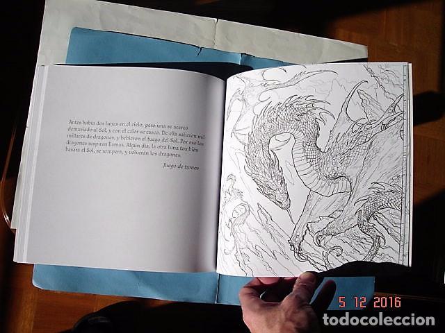 el libro oficial de juego de tronos para colore - Comprar Libros de ...