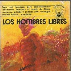 Libros de segunda mano: JACK VANCE. LOS HOMBRES LIBRES. EDAF. Lote 69609965